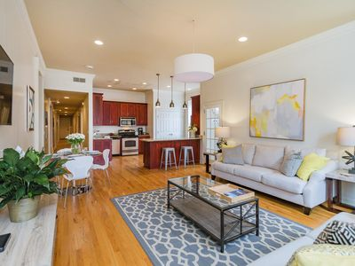 Photo for Beautiful historic Condo in the Heart of East Nashville! Enormous 3 bed/2bath