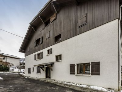 Photo for Apartment Le Prarion in Saint Gervais - 3 persons, 1 bedrooms