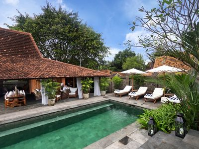 Photo for Wooden Luxury Villa Bali in Canggu