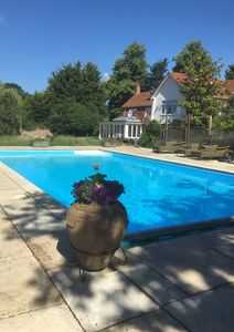 Photo for Large Country Home With Pool And Far Reaching Views Across Dedham Vale