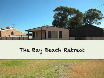 Photo for THE BAY BEACH RETREAT