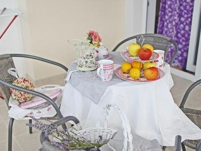 Photo for Holiday apartment Sibenik for 1 - 4 persons with 1 bedroom - Holiday apartment in a villa