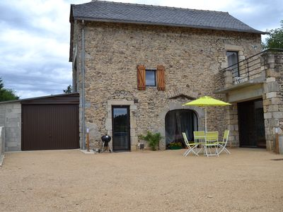 Photo for Old farmhouse completely restored farmhouse in the heart of the Country houses of Rouergue