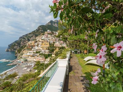 Photo for Panoramic Villa Olivia to rent in Positano by My Rental Homes