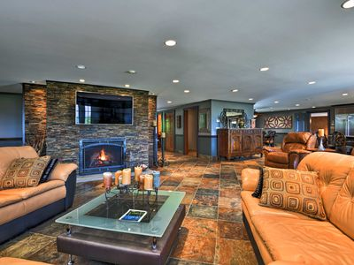 Photo for Luxury Dalton Home w/ Presidential Mountain Views!