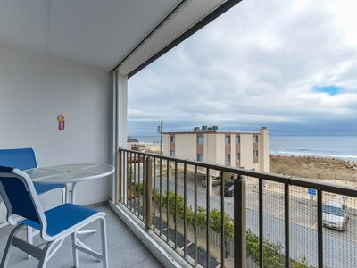 Photo for Beautiful 1 BR 1 BA Unit With A Fantastic View Of The Ocean City Beach!!