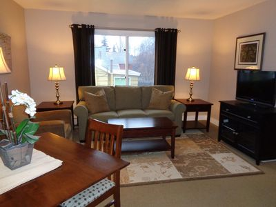 Downtown Anchorage Furnished One Bedroom Apartment