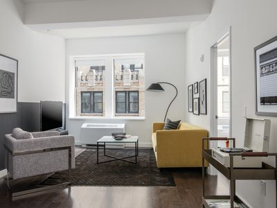 Photo for Sonder | 116 John | Sun-Filled 1BR + Gym