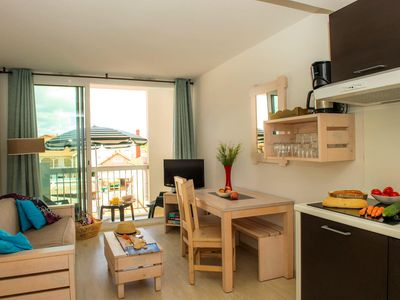 Photo for Les Jardins de l'Oyat *** - 2 Rooms Cabin 6 People