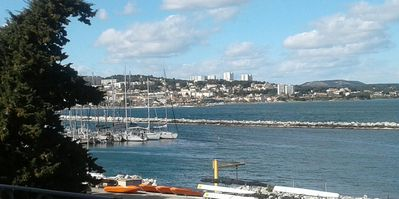 Photo for Apartment stunning view of Martigues