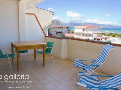 """Photo for Holiday home """"La Galleria"""" 70 meters from the sea"""