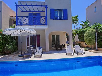 Photo for Private pool, A/C, roof terrace, stunning views