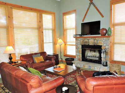 Photo for Woodland home w/ deck & fireplace - near all the action of Camelback Mountain!