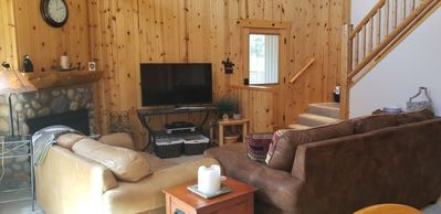 FairWay GetAway on the golf course, private Hot Tub, sleeps 9