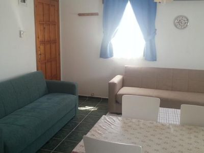 Photo for 2 Bedroom 55m2 Furnished Apart Close to Beach. 55 m2 rental apart (2 bedroom, 1 living room, a kitchen, a bathroom)