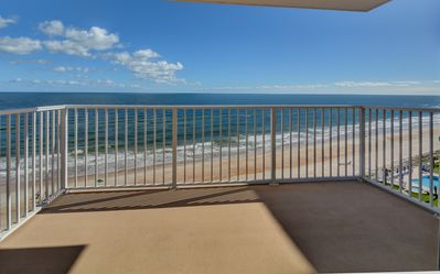 Photo for 10th Floor Fantastic Ormond Oceanfront Condo