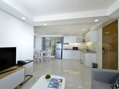 Photo for 1-BR Penthouse (2 BEDS) w/o Balcony