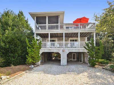 Photo for FREE DAILY ACTIVITIES!! Located in one of North Bethany's elegant private gated communities near downtown Bethany Beach with private beach access