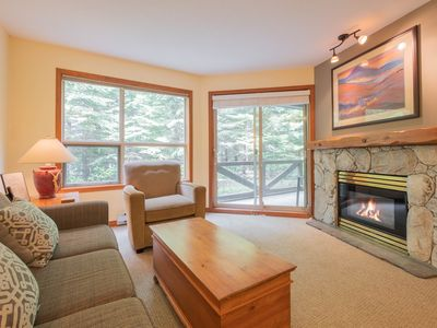 Photo for SKI-IN/SKi-OUT 1BDR Condo with Pool & Hot Tub | Superb location
