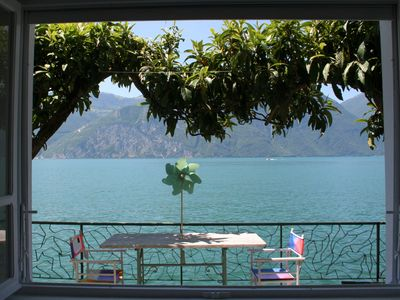 "Photo for Directly by the lake: ""La Casina a Remi"""