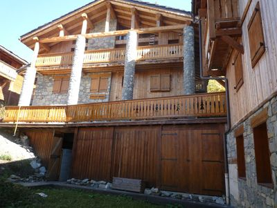 Photo for Luxury Ski Chalet With Uninterrupted Views Of The Snow Covered Mountains