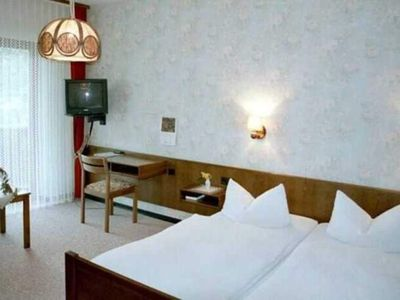 Photo for Double room 01 - Pension Zur Traube