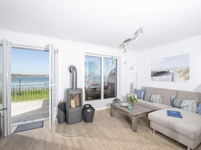 Photo for Modern cottage in Long Iceland style next to the loop and in the immediate vicinity Baltic Sea with three terraces, sauna and whirlpool