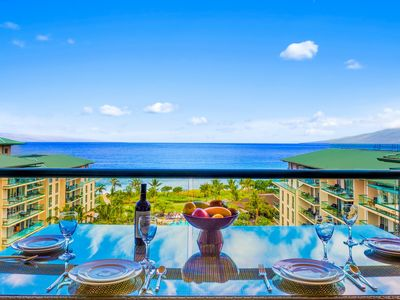 Photo for Maui Resort Rentals: Honua Kai Hokulani 929 - 9th Floor, Sweeping Ocean Views from Every Room, Year-Round Sunsets!