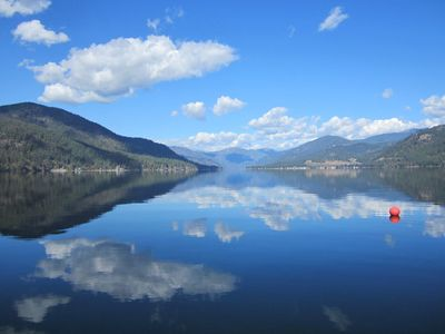 Photo for Waterfront Ranch w/ Private Beach close to everything Christina Lake has to offer!