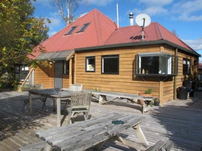 Photo for 2BR House Vacation Rental in National Park, Ruapehu District