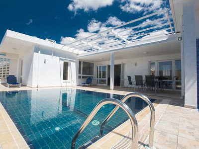 Photo for Villa Peyton, Lovely 4BDR Villa with Private Pool in Central Ayia Napa