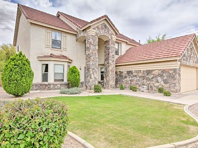 Photo for NEW! Chandler Home w/ Pool - Walk to Golf Course!