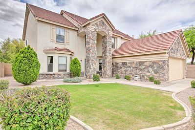Find your ideal Chandler getaway at this immaculate vacation rental home.