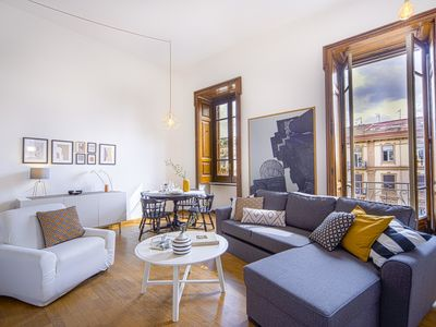 Photo for 2BR Apartment Vacation Rental in Napoli