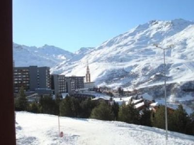 Photo for Duplex apartment at the bottom of the slopes of the Menuires - France