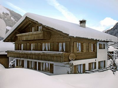 Photo for Apartment Untertal  in Elm, Eastern Switzerland - 7 persons, 3 bedrooms