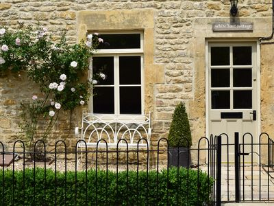 Photo for An idyllic cottage in the village of Freshford only 10 min from the City of Bath