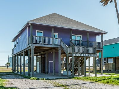 Photo for Gorgeous, waterfront home w/ front & back decks, amazing views, & beach access