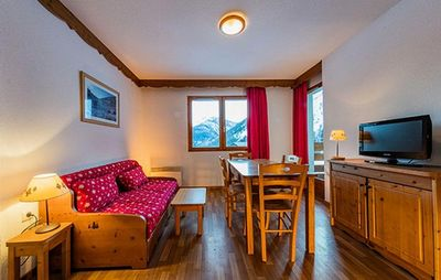Photo for Residence Les Granges d'Arvieux ** - 2 Rooms Mountain Corner 6 People