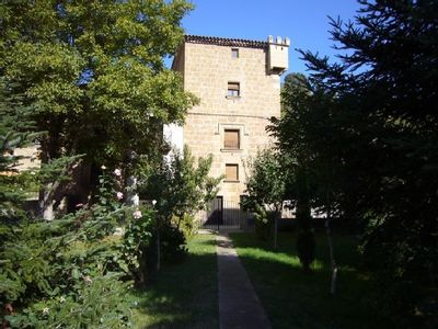 Photo for Self catering La Torre D'Ogern for 8 people