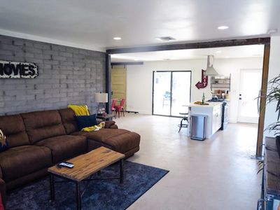 Photo for Newly remodeled 4 bedroom, Industrial Style House!