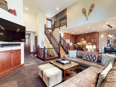 Photo for Townhome featuring a private hot tub and great views of the golf course.