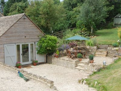 Photo for 4BR Barn Vacation Rental in Bourton on the Water, England