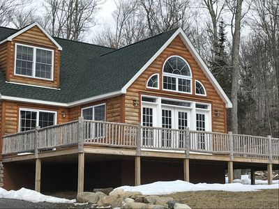 Photo for Panoramic Views Of The Adirondack Mountains - Pet Friendly