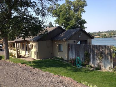 2 bedroom 1 bath home that can sleep up to 6 members of your party.