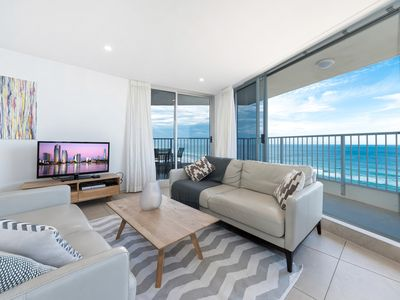 Photo for Absolute Beachfront Luxury Apartment