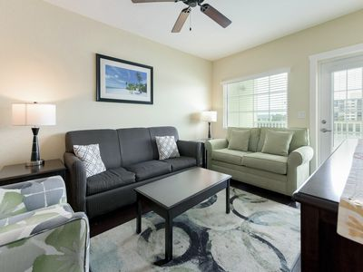 Photo for Harbourside at Marker 33, unit 3319, 4 water park pass inc, 3 min walk to beach