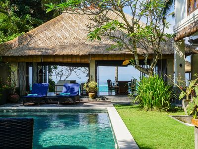 Photo for Villa Anjani - Idyllic Beachfront Bali Getaway in Candidasa