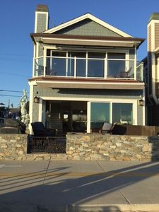Photo for Pet Friendly! Oceanfront Getaway wPrivate Patio Views! ***MONTHLY 31 Nights