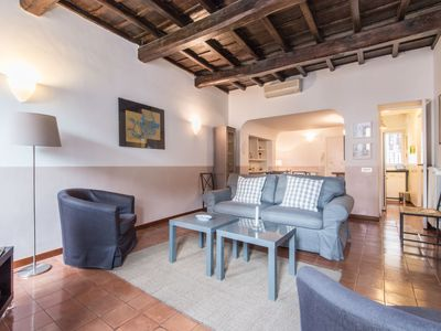 Photo for Apartment Giulia View in Roma: Centro Storico - 6 persons, 2 bedrooms